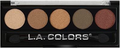 L. A. Colors Color Metallic shadow Cep Tea Time 45 Tea Time 3 g