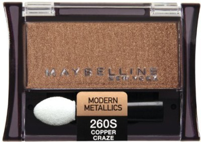 Maybeline New York Expert Wear shadow Singles Copper Craze 41554248098 2.7 ml