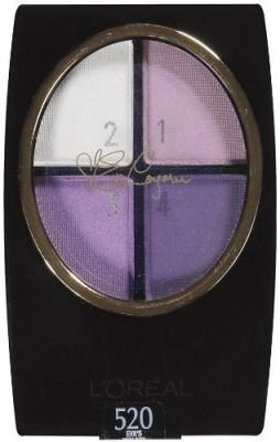L,Oreal Paris Wear Infinite Star Secrets Quads Evas Violets 4.86 ml