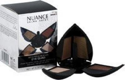 Voronajj Nuance Salma Hayek Beautiful Blends Quad Neutral 3 g