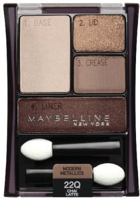 Maybelline Expert Wear Eyeshadow Quads, Chai Latte 1 g