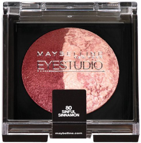 Maybelline Pack Studio Color Pearls Marbleized shadow, Sinful Sinnamon , 0.09 2.7 ml(Shadow)