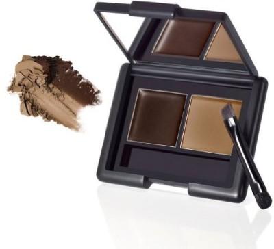 e.l.f. Cosmetics Studio brow Kit Dark Brow Makeup Brush Mirror Girly Elf Fun Sexy 3 g(Dark)