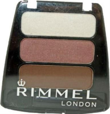 Rimmel London Colour Rush Trio Shadow Spices 3 g