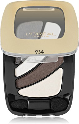 LOreal Paris Color Riche Eye Shadow 4.8 g(BLACK PUMP - 934)