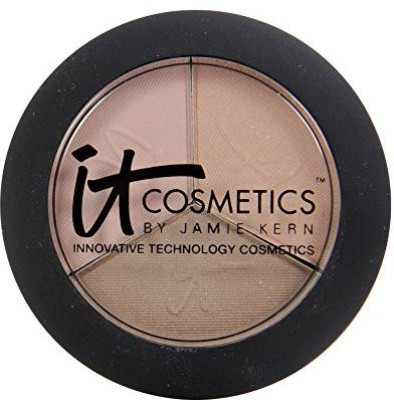 It Cosmetics Luxe High Performance shadow Trio Pretty In Nudes 3 g