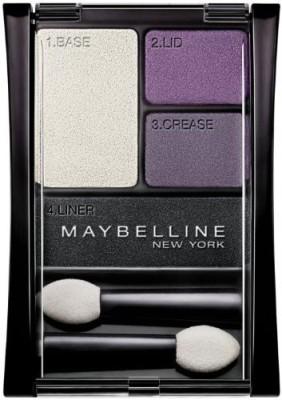 Maybelline Expert Wear Eyeshadow Quads, 06Q Amethyst Smokes 2 g