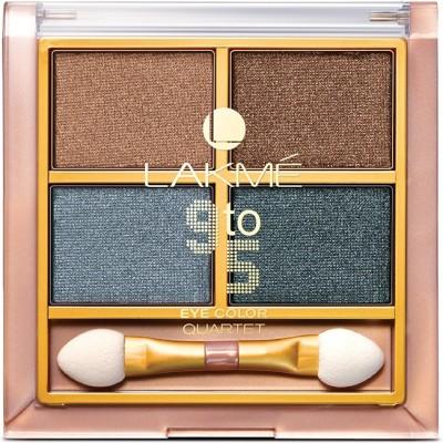 Lakme 9 to 5 Eye Quartet 7 g(Smokey Glam)