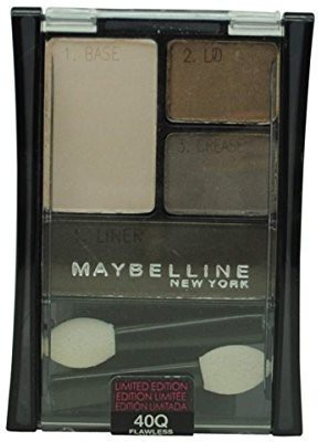 Maybeline New York Limited Edition shadow Flawless Nude 40Q 3 g