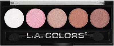 L. A. Colors Color Metallic shadow Cep Unforgettable 24 Unforgettable 3 g