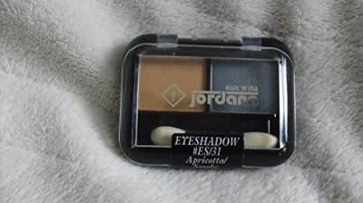 Eyeshadow Jordana Palette W/Applicator Appricotta/Smoke Pack 3 g