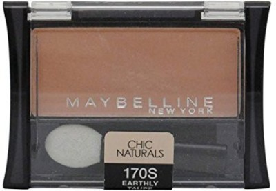 Maybeline New York Expert Wear shadow Singles Earthly Taupe Matte Earthly Taupe 170 Matte 2.7 ml
