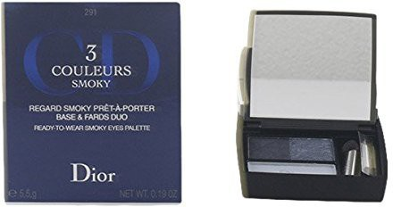 Christian Dior Couleurs Smoky Eyes Palette 5.3 g(291 Smoky Navy)