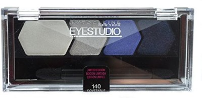 Maybelline Eye Studio Color Plush Eye Shadow ~ Covetable Cobalt 140 ~ Limited Edition 1 g