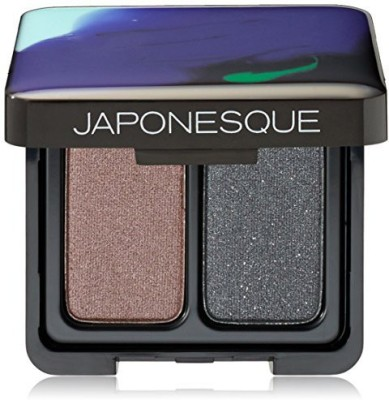 JAPONESQUE Velvet Touch Shadow Duo 8.5 g