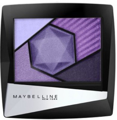 Maybelline Colorsensational Satin 3D Eye Shadow Palette 2.4 g(Mysterious Mauve)