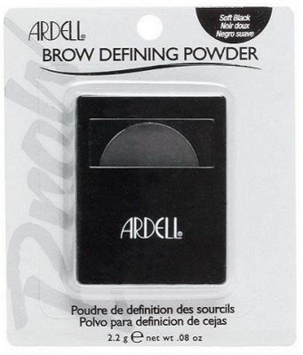 Ardell Brow Powder 2.2 g(Soft Black)