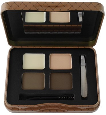 L A GIRL Inspiring browkit 5.5 g(medium brown)