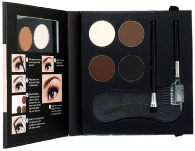 NYX eyebrow kit with stencils 2 g