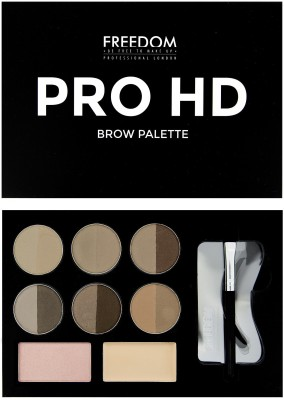 Freedom PRO HD EYEBROW KIT 10 g(FAIR MEDIUM)