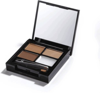 Makeup Revolution London Focus & Fix Brow Kit 5.8 g(Medium Dark)