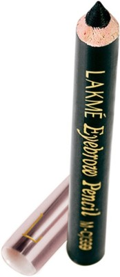 Lakme Eyebrow Pencil(Black)