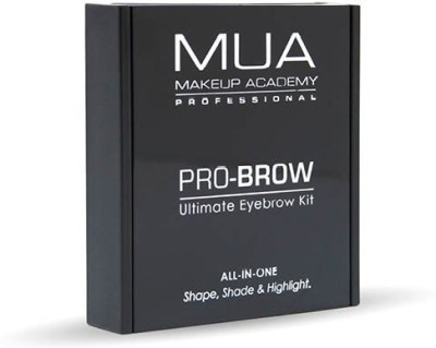 MUA MAKEUP ACADEMY Ultimate Pro Brow Kit