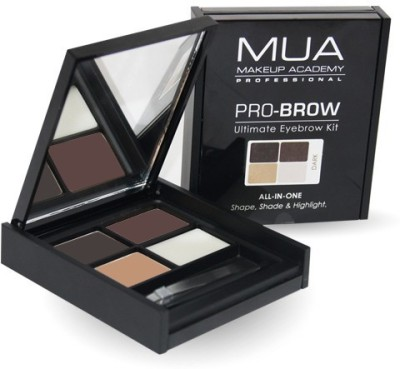 MUA MAKEUP ACADEMY PRO EYEBROW KIT