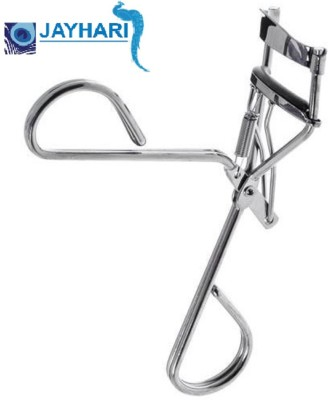 Jayhari Stainless Steel Eyelash Curler With Spring