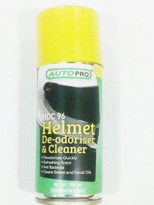 Milestouch Exim Helmet Deodoriser Fabric Deodorizer(150 ml)