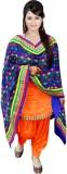 Ethnic Bazaar Cotton Embroidered Salwar ...
