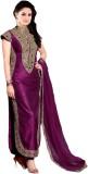 KrishnaFashion321 Silk Embroidered Semi-...