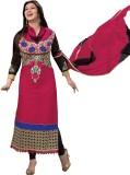 Eleven Creation Cotton Embroidered Salwa...