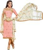 Stella Creation Cotton Embroidered Salwa...