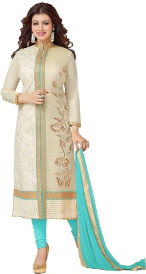 SitaramCreation Embroidered Kurta & Churidar