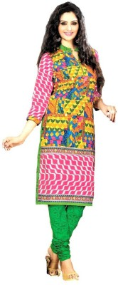 Lattice Cotton Printed Salwar Suit Dupatta Material