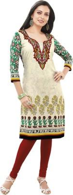 Kanheyas Cotton Printed Kurti Fabric