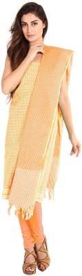 Pratami Cotton Striped Salwar Suit Dupatta Material