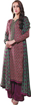 Porwal Bros Cotton Embroidered Salwar Suit Dupatta Material