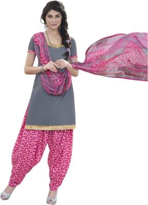 Belletouch Satin Printed Salwar Suit Dupatta Material
