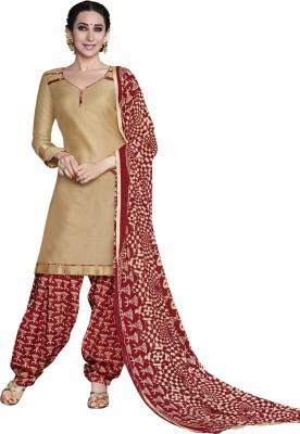 KrishnaFashion321 Cotton Printed Salwar Suit Dupatta Material