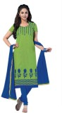Araadhya Creations Chanderi Self Design ...