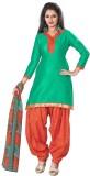 Reveka Fashion Cotton Printed Salwar Sui...