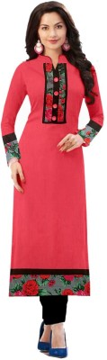 Vistara Lifestyle Cotton Printed Kurti Fabric