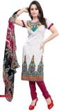 ZAC Crepe Printed Salwar Suit Dupatta Ma...