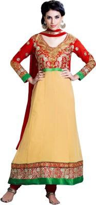 Varanga Georgette Embroidered Salwar Suit Dupatta Material