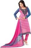 Vishal Chiffon Self Design Salwar Suit D...