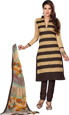 Hypnotex Cotton Solid Salwar Suit Dupatta Material