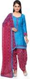 Vaamsi Cotton Embroidered Salwar Suit Du...