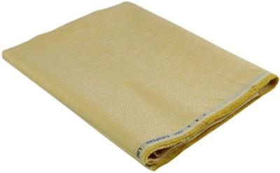 Boalamo Linen Self Design Multi-purpose Fabric